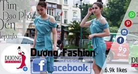 Like Page Facebook Dương Fashion